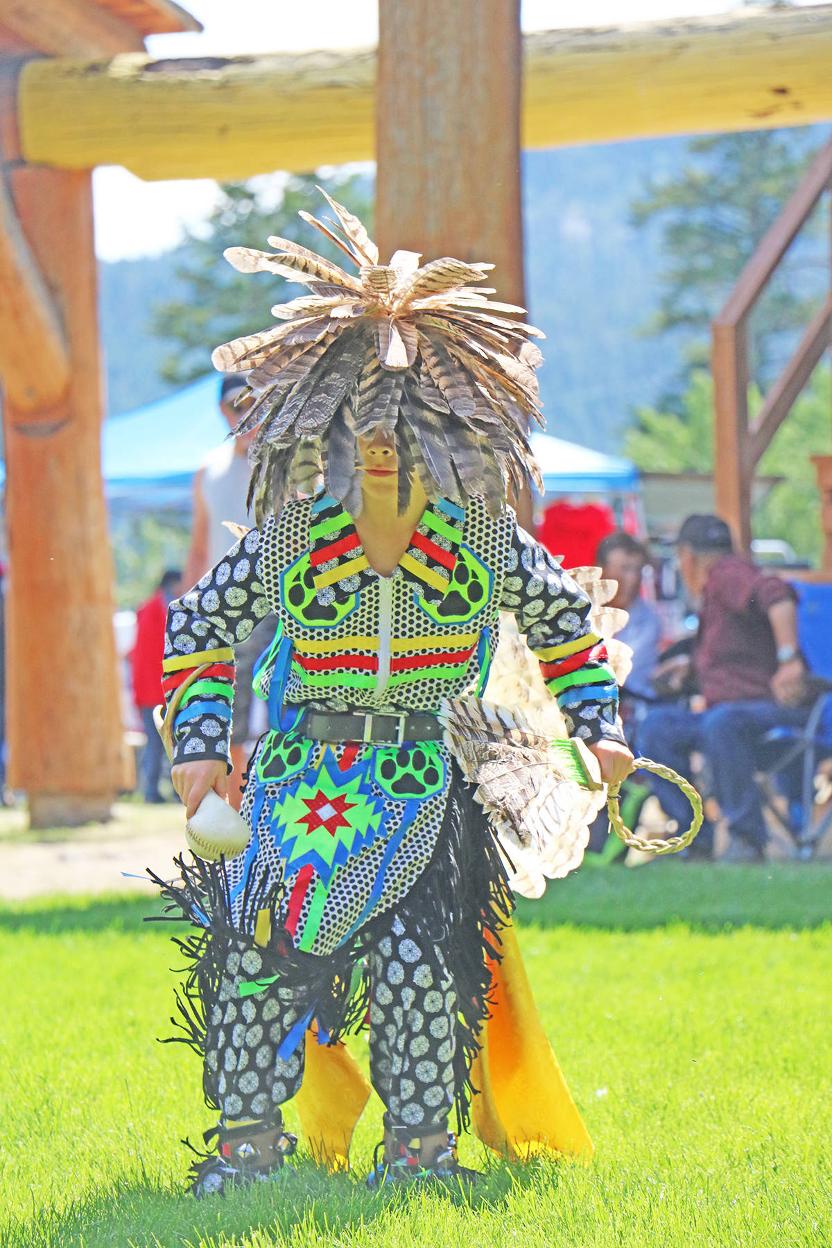 Annual Father's Day Powwow hosts dozens of dancers from across western Canada