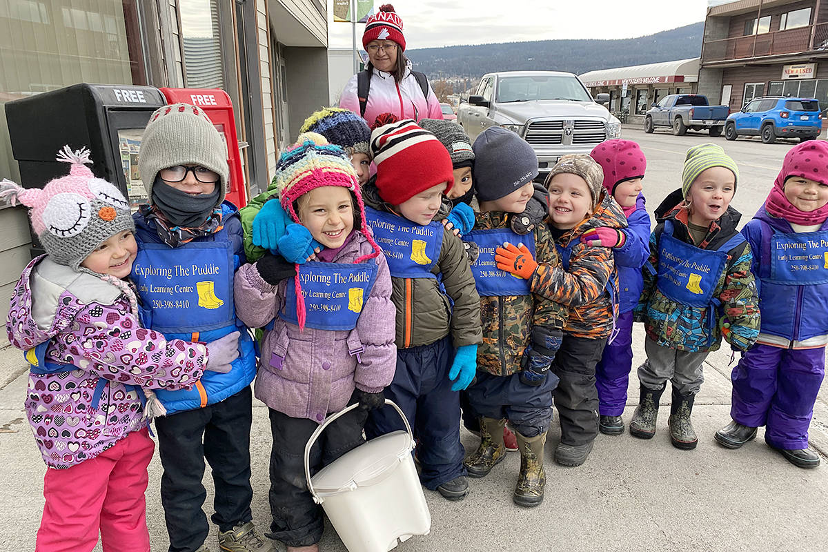The city of Williams Lake's call for higher wages for early childhood educators is being forwarded to the provincial government. ( Angie Mindus photo)